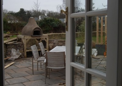 East Lothian Patio Redesign