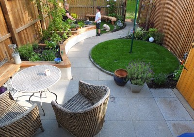 larkfield garden, inverleith row.